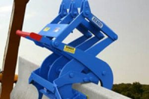 Clamp Setting Barriers